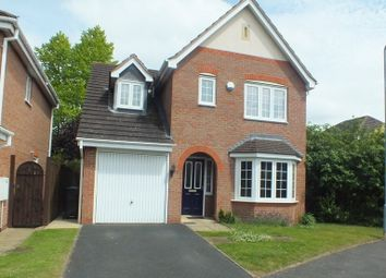 Thumbnail 3 bed property to rent in Appletrees Crescent, Bromsgrove