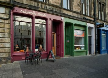 Thumbnail Retail premises for sale in Grindlay Street, Edinburgh