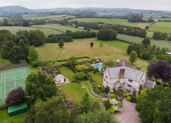 Goodrich, Ross-On-Wye, Herefordshire HR9.. 5 bed detached house for sale