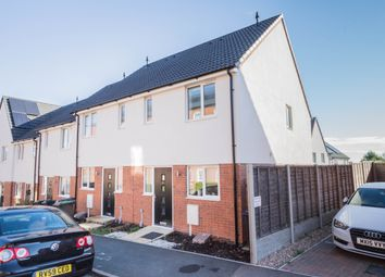 Thumbnail 2 bed end terrace house to rent in Victoria Street, Irthlingborough, Wellingborough