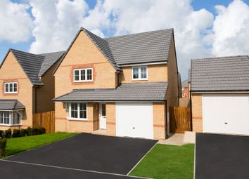"""Thumbnail 4 bed detached house for sale in """"Kennington"""" at Bruntcliffe Road, Morley, Leeds"""