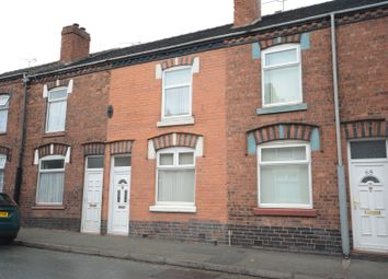 Thumbnail 1 bed flat to rent in Middlewich Street, Crewe