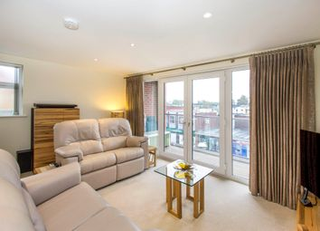 Thumbnail 2 bedroom flat for sale in Library Road, Ferndown