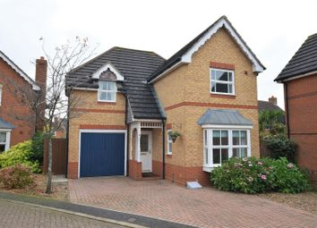 Thumbnail 3 bed detached house to rent in Livingstone Close, Oakham