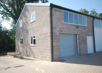 Thumbnail Warehouse to let in Ball Hill, Newbury