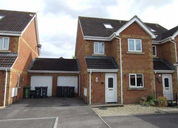 Thumbnail 4 bed semi-detached house for sale in Semington Road, Melksham