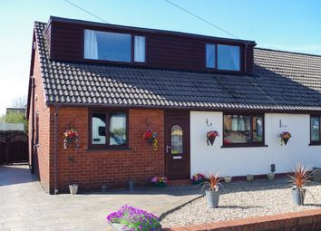 Thumbnail 4 bedroom semi-detached bungalow for sale in Baron Walk, Bolton