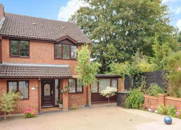 Thumbnail 5 bedroom semi-detached house for sale in Ralphs Ride, Bracknell