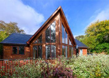 Thumbnail 4 bed detached house for sale in Clachan Talladh, Bridge Of Gaur
