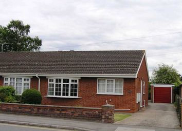 Thumbnail 2 bed semi-detached bungalow to rent in Alexandra Road, Scunthorpe