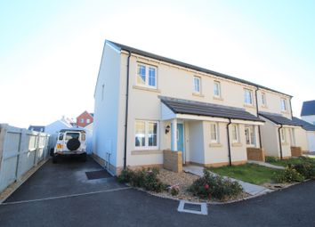 Thumbnail 3 bed terraced house for sale in Y Ffowndri, Llanelli