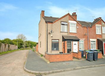 Thumbnail 2 bed end terrace house for sale in Avenue Road, New Bilton, Rugby, Warwickshire