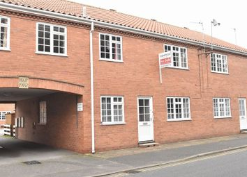 Thumbnail 3 bed flat for sale in James Court, Louth