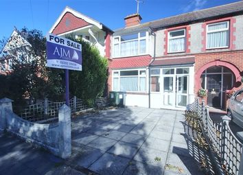 Thumbnail 3 bedroom terraced house for sale in Highbury Grove, Cosham, Portsmouth, Hampshire