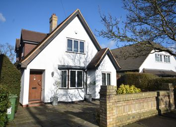 Thumbnail 4 bed detached house for sale in Fanshawe Crescent, Hornchurch