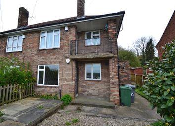 Thumbnail 1 bedroom flat for sale in Ramshead Drive, Seacroft, Leeds