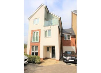 Thumbnail 5 bed detached house for sale in Appletree Way, Welwyn Garden City