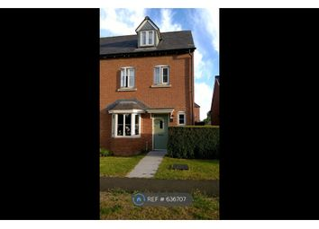 Thumbnail 4 bed semi-detached house to rent in Jamaica Gardens, Coedkernew, Newport