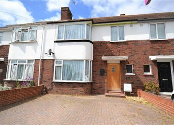 Thumbnail 3 bed terraced house for sale in Broadwater Way, Broadwater, Worthing, West Sussex