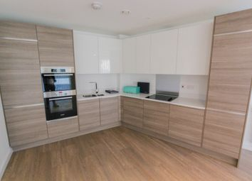 Thumbnail 3 bed flat to rent in Plough Way, London