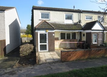 Thumbnail 4 bed end terrace house for sale in Wells Walk, Birmingham