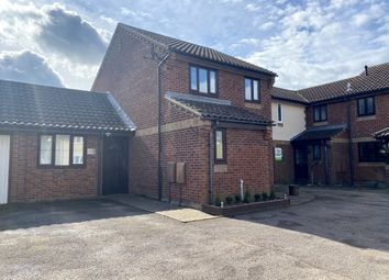 Thumbnail 3 bed link-detached house for sale in Hall Court, Cootes Lane, Fen Drayton