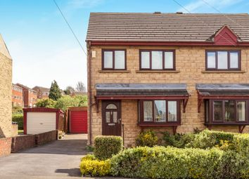 Thumbnail 3 bed semi-detached house for sale in Moor End Lane, Dewsbury