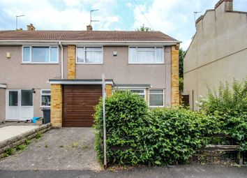 Thumbnail 3 bedroom end terrace house for sale in Clare Road, Kingswood, Bristol