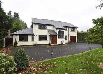 Thumbnail 5 bed detached house to rent in Yew Tree Way, Macclesfield, Cheshire