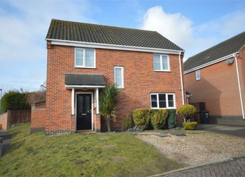 Thumbnail 1 bed detached house for sale in Mosely Court, Norwich