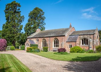 Thumbnail 5 bed detached house for sale in Church Lane, Withern, Alford