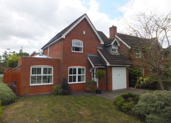 Thumbnail 3 bed detached house for sale in Saracen Drive, Sutton Coldfield