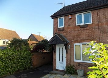 Thumbnail 2 bedroom semi-detached house to rent in Manor Grove, Worksop, Nottinghamshire