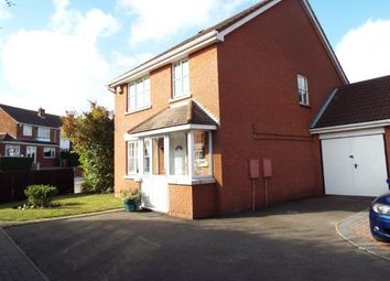 Thumbnail 4 bed detached house for sale in Pool View, Rushall, Walsall, West Midlands