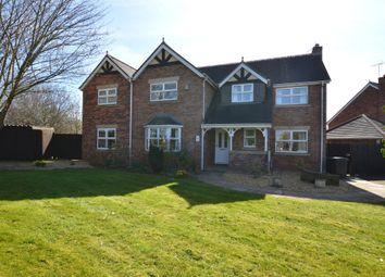 4 bed detached house for sale in Hampton Drive, Market Drayton TF9