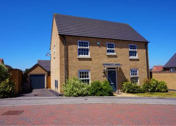 Thumbnail 3 bed detached house for sale in The Grasslands, Mansfield
