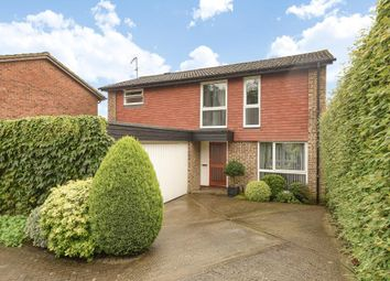 Thumbnail 4 bedroom detached house for sale in Sunninghill, Berkshire