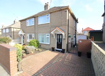 Thumbnail 2 bed semi-detached house for sale in Lulworth Crescent, Leeds