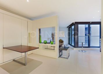 Thumbnail Studio for sale in Dollar Bay Place, Canary Wharf, London