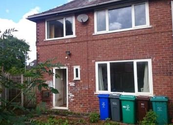 Thumbnail 3 bed semi-detached house for sale in Stanley Grove, Manchester, Greater Manchester, Uk