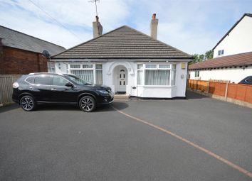 Thumbnail 3 bed detached bungalow for sale in Burton Road, Little Neston, Neston