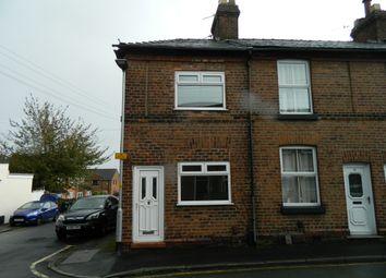 Thumbnail 2 bed terraced house to rent in Chapel Lane, Stockton Heath Warrington