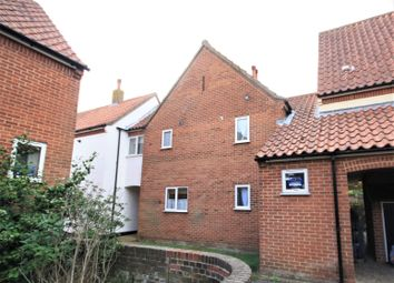 Thumbnail 2 bedroom flat to rent in Chandlers Close, Wymondham
