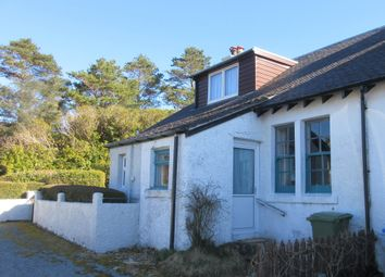 Thumbnail 1 bed terraced house for sale in Inverarish Terrace, Isle Of Raasay