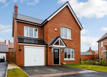 Thumbnail 4 bed detached house for sale in Poplar Crescent, Sowerby Gate, Thirsk, North Yorkshire