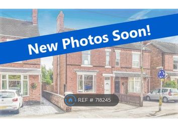 Thumbnail 3 bed semi-detached house to rent in Wistaston Road, Willaston, Nantwich