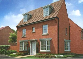 Thumbnail 3 bed detached house for sale in Sandbrook Park, Rossway Drive, Bushey, Hertfordshire
