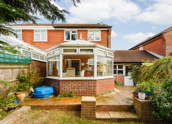 Thumbnail 3 bed semi-detached house for sale in Shannon Close, Telscombe Cliffs, Peacehaven
