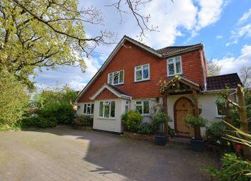 Thumbnail 4 bed detached house for sale in Coombelands Lane, Addlestone