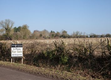 Thumbnail Land for sale in Ploughboy Lane, Saham Hills, Thetford